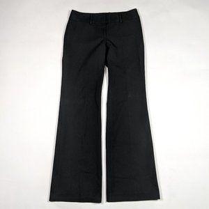 Ann Taylor LOFT Marisa Trouser Size 2 Black Pants